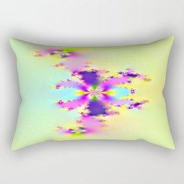 Frac Flower Rectangular Pillow