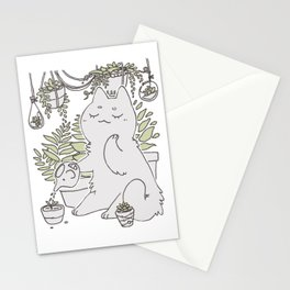 Gardener (White ver.) Stationery Cards