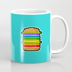 Pixel Hamburger Mug