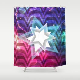 Energy Star Shower Curtain
