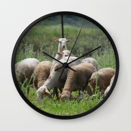 priorities Wall Clock