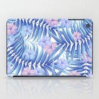 hawaiian iPad Cases featuring Hawaiian Pattern by Marta Olga Klara