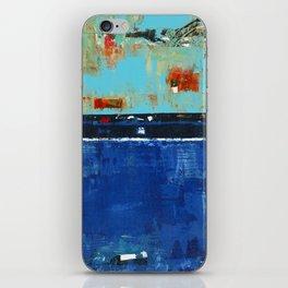 Dress Blues iPhone Skin