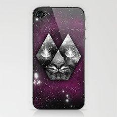 cosmic tiger iPhone & iPod Skin