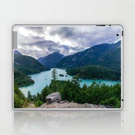 Crushing clouds Laptop & iPad Skin