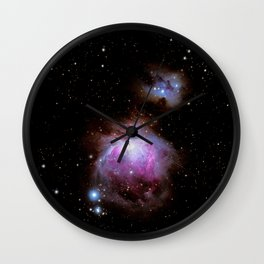 The Mighty Orion Wall Clock