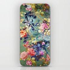 Happy Bohemian Floral iPhone Skin