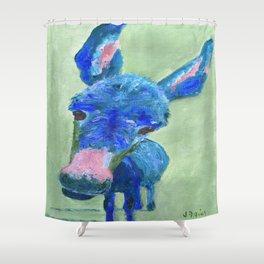 Wonkey Donkey Shower Curtain