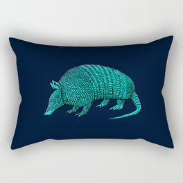armadillo Rectangular Pillow