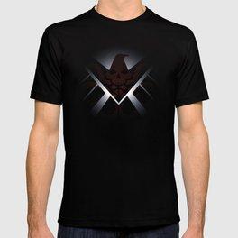 Hidden HYDRA – S.H.I.E.L.D. Logo Sans Wording T-shirt