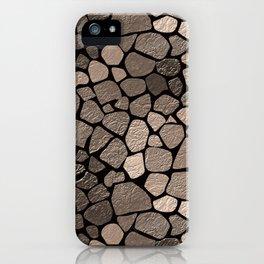 Stone texture 2 iPhone Case
