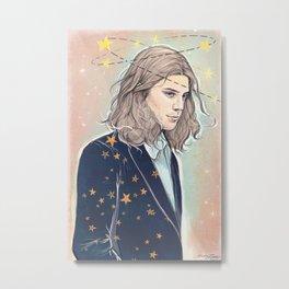 Seeing Stars Metal Print