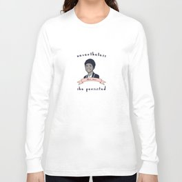 Nevertheless, Ilhan Omar Persisted Long Sleeve T-shirt