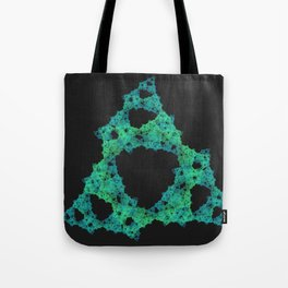 Sea Turtle Triforce Tote Bag
