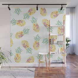 Pineapple Punch Wall Mural