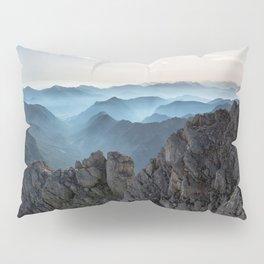 Mountains Alps Pillow Sham