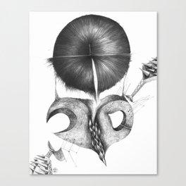 fabrications #01 Canvas Print