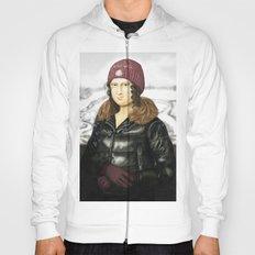 Mona Lisa in winter Hoody