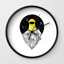 Spaceboi Comic Kid Wall Clock