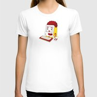 "mac T-shirts featuring ""MAC"" Donalds by Chris Dk"