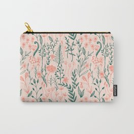 Floral and Foliage {part 3} Carry-All Pouch