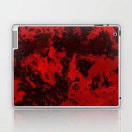 Galaxy in Red Laptop & iPad Skin