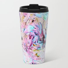 Finger Paint Metal Travel Mug