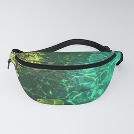 Crystal Cenote Fanny Pack