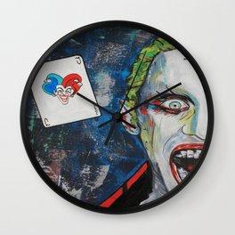 Joker Gangsta Wall Clock