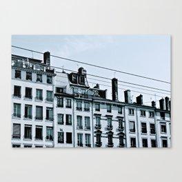 Lyon Canvas Print