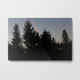 Europe. Travel. Nature. Photography. Metal Print