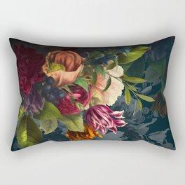 Night & Day Bouquet Rectangular Pillow