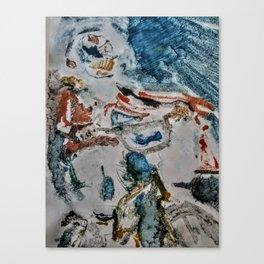 BMX! Canvas Print