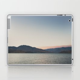 sunset over the lake ... Laptop & iPad Skin