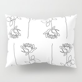Thorns Pillow Sham