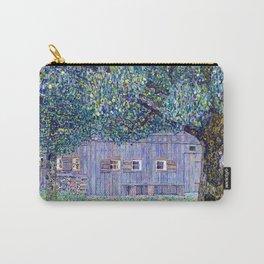 Gustav Klimt Farmhouse in Upper Austria Carry-All Pouch