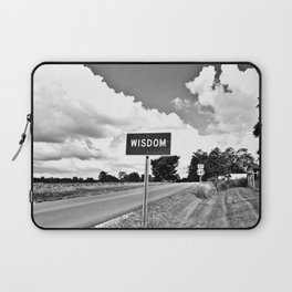 The Road to Wisdom Laptop Sleeve