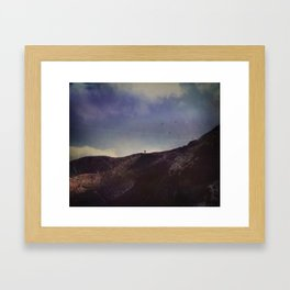 I'll Show You The World Framed Art Print