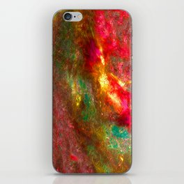 Fire Fairy In Paradi iPhone Skin