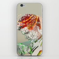 niall iPhone & iPod Skins featuring Geometric Niall by Peek At My Dreams