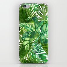 green tropic  iPhone & iPod Skin