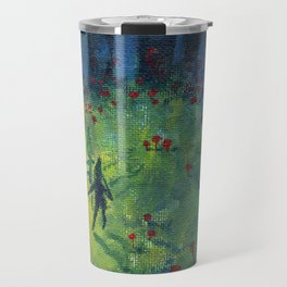 midsummer's gloam Travel Mug