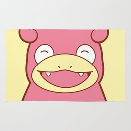 Slowpoke Love Rug