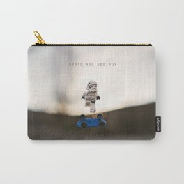 Skate and Destroy Carry-All Pouch