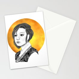 Hanbok | 한복 Stationery Cards