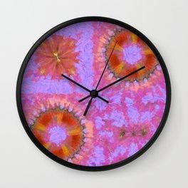 Asymptomatic Relation Flower  ID:16165-082258-08930 Wall Clock
