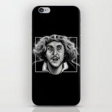 The Wilder Doctor iPhone & iPod Skin