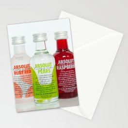 Absolut vodka Stationery Cards