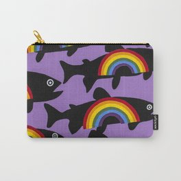 Rainbow Trout II Carry-All Pouch