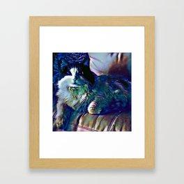Oh, Allen! Framed Art Print